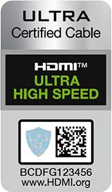 HDMI UHD logo