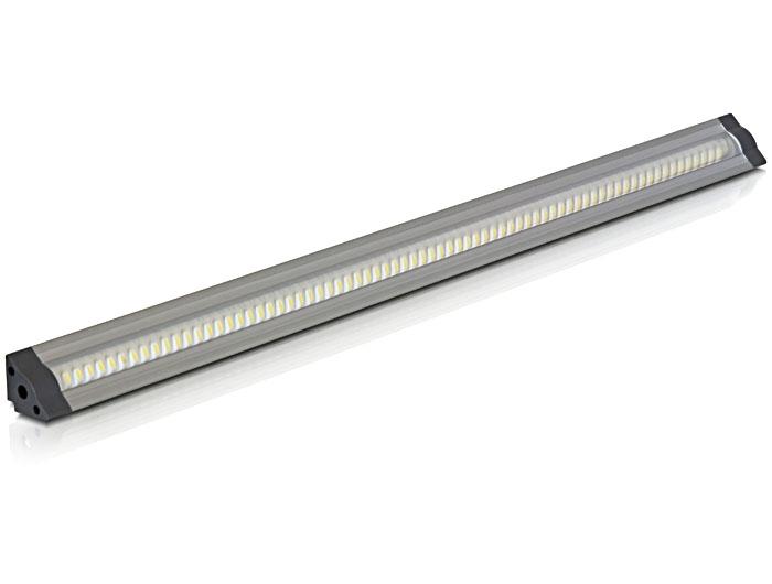delock lighting produkte 46264 delock lighting led lichtleiste dreieckig v2 50cm mit 72 smd led wei. Black Bedroom Furniture Sets. Home Design Ideas