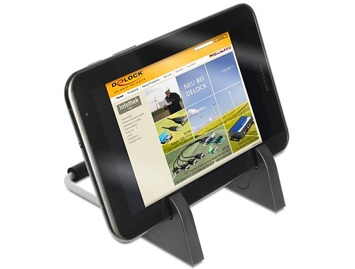 delock produkte 20298 delock st nder 7 f r tablet ipad. Black Bedroom Furniture Sets. Home Design Ideas