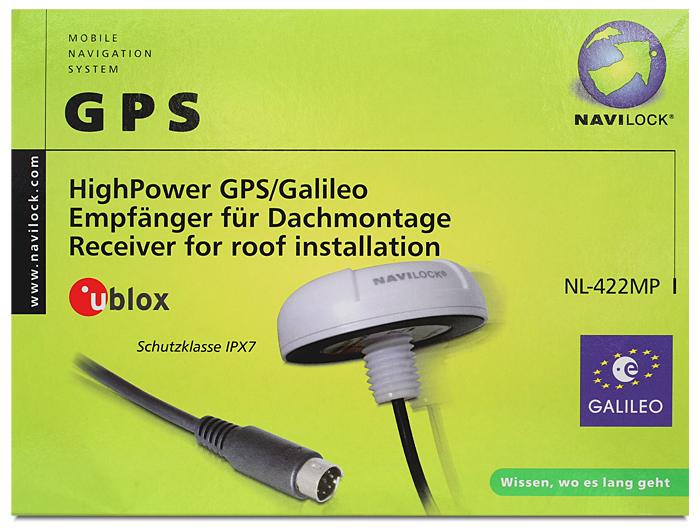 navilock produkte 60110 navilock nl 422mp seriell md6 gps. Black Bedroom Furniture Sets. Home Design Ideas