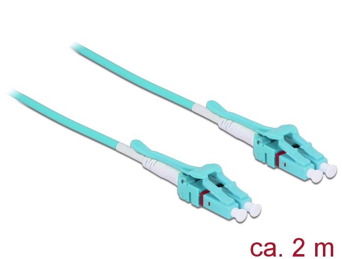 delock produkte 85128 delock kabel lichtwellenleiter lc. Black Bedroom Furniture Sets. Home Design Ideas