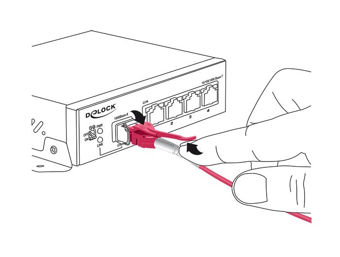 delock produkte 85134 delock kabel lichtwellenleiter lc. Black Bedroom Furniture Sets. Home Design Ideas