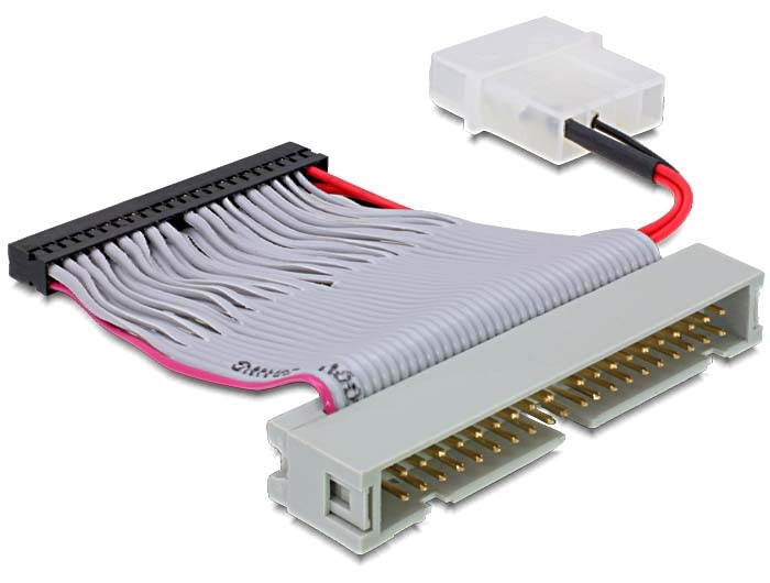 ide ribbon cable connector