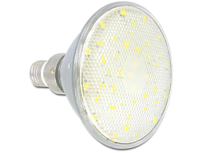 delock lighting produkte 46305 delock lighting e27 par38 led leuchtmittel 42x smd 9 0w mit. Black Bedroom Furniture Sets. Home Design Ideas