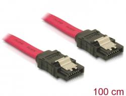 Delock Service Dokumente 84248 Delock SATA Kabel 100cm gerade/gerade ...